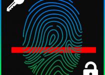 Fingerprint Pattern App Lock Free Download APK