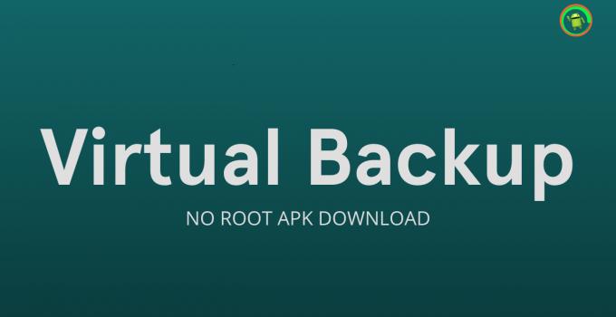 Virtual backup Apk Free Download Latest Version