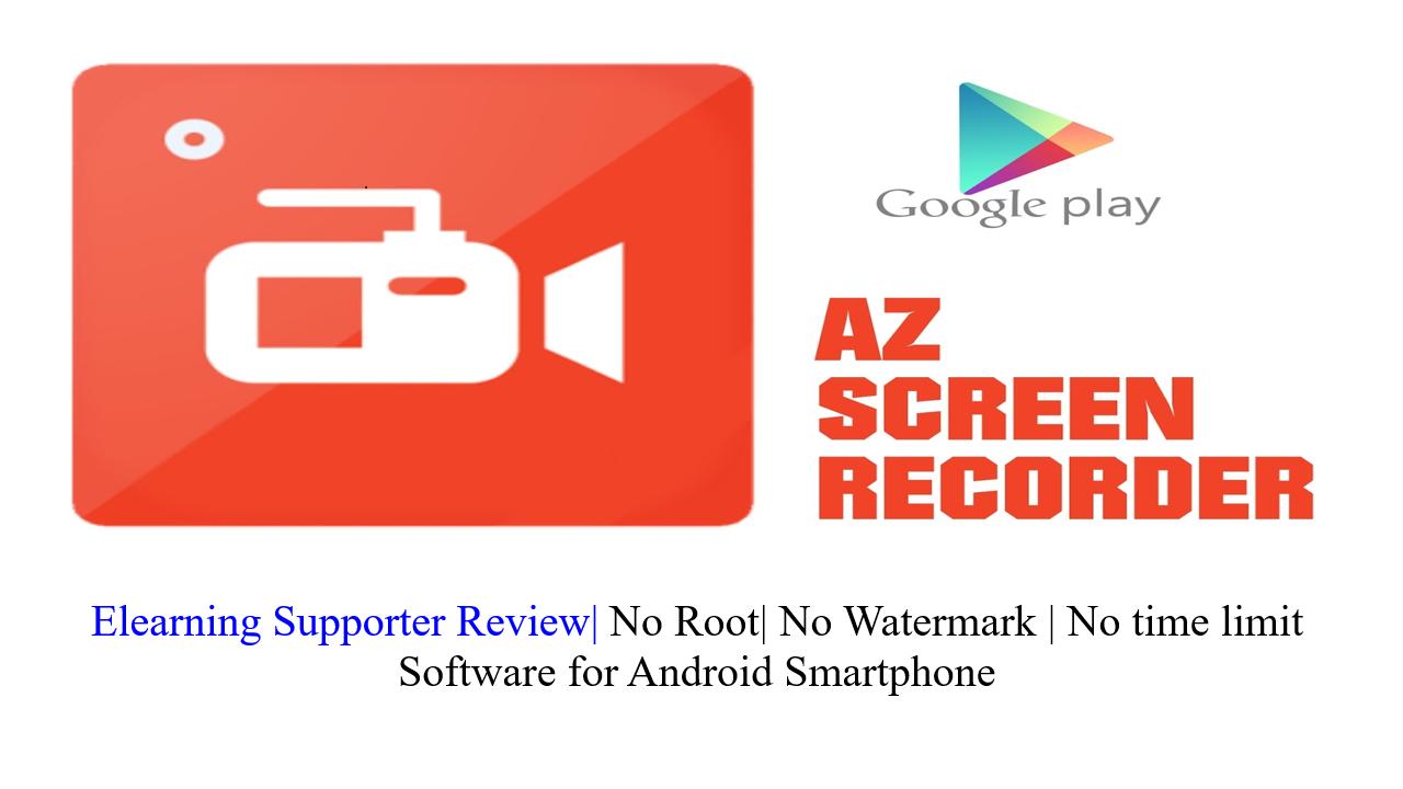 AZ Screen Recorder Mod Apk Free Download