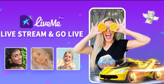 LiveMe Pro APK MOD Free Download